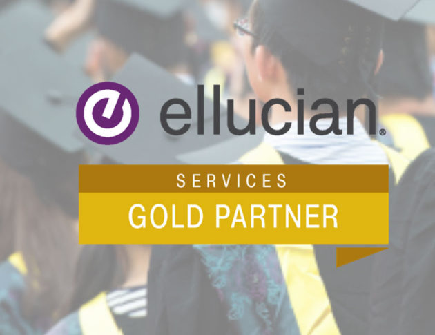 "ISS awarded ""Ellucian Services Gold Partner"" – ISS"